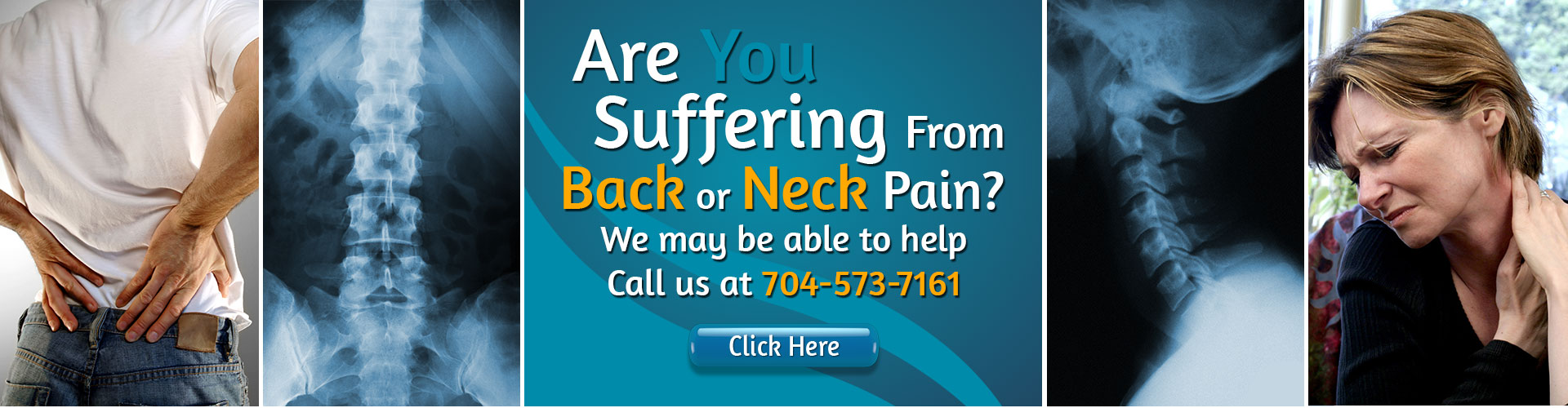 Mint Hill Back and Neck Pain Treatment
